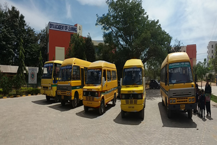 Diya Academy Of Learning-Transport