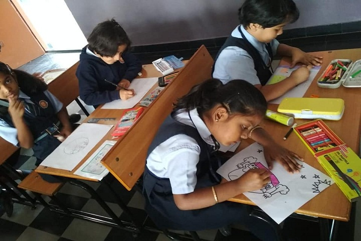 Diya Academy Of Learning-Drawing Competition