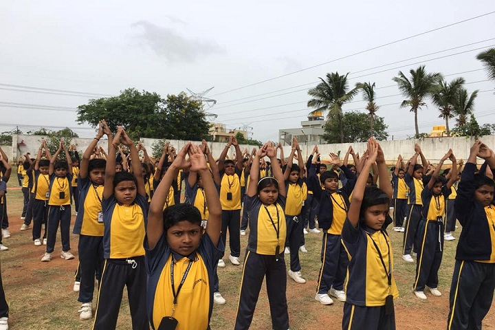 Diya Academy Of Learning-Yoga
