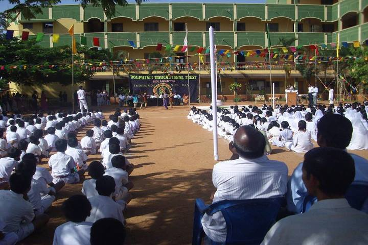 Dolphins Public School-Independence Day