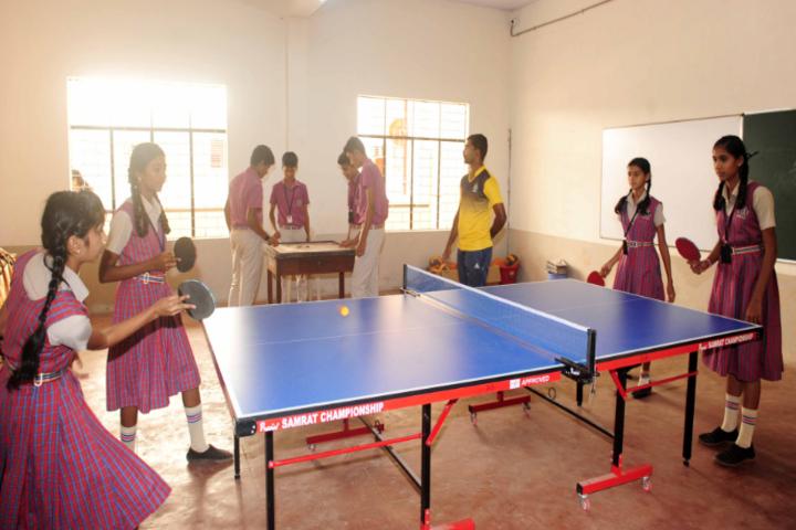 Don Bosco English Medium School-Indoor Games