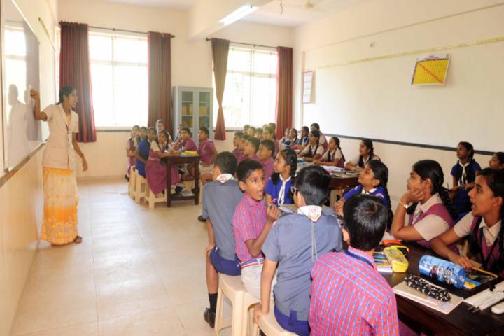 Don Bosco English Medium School-Maths Lab
