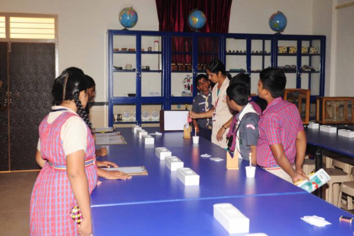 Don Bosco English Medium School-Physics Lab