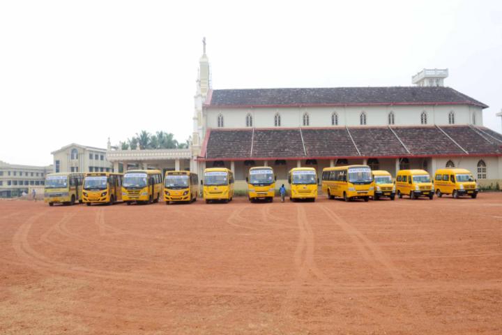 Don Bosco English Medium School-Transport