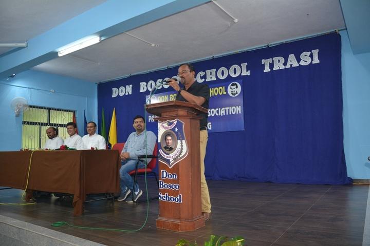 Don Bosco School-Speech