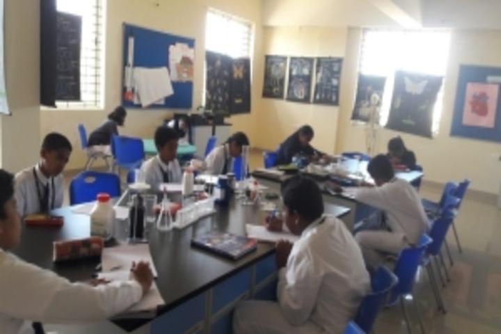 East West International School-Chemistry Lab