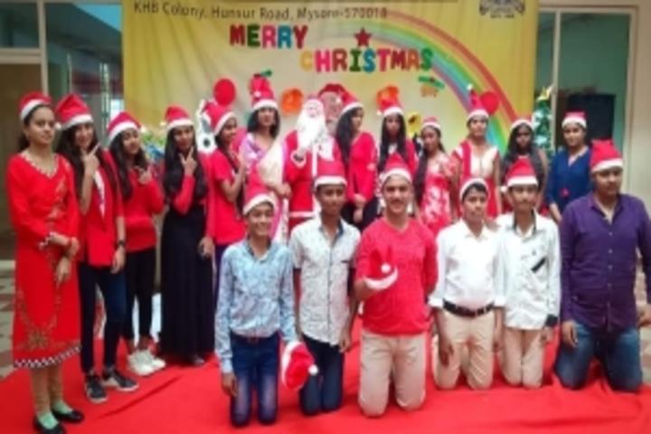 East West International School-Christmas Celebrations