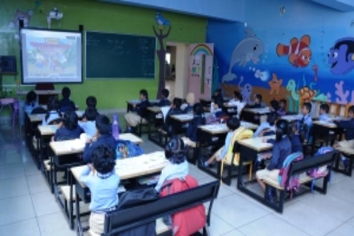 East West International School-Classroom