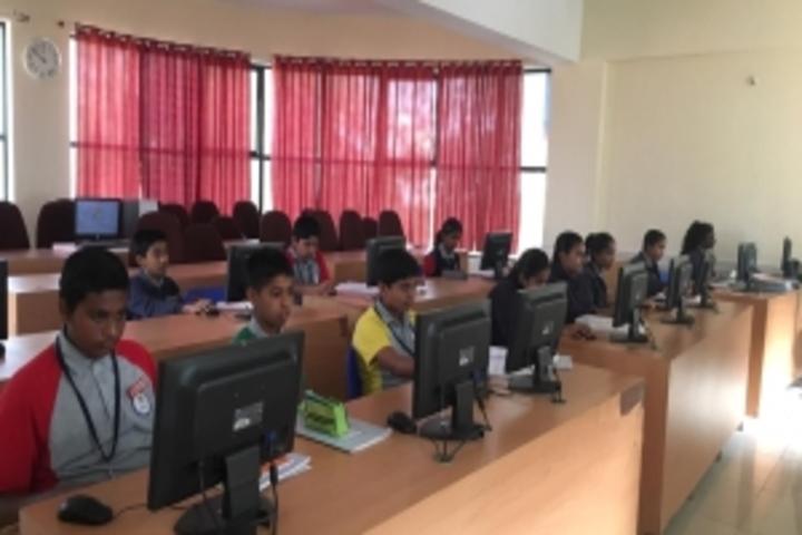 East West International School-Computer Lab