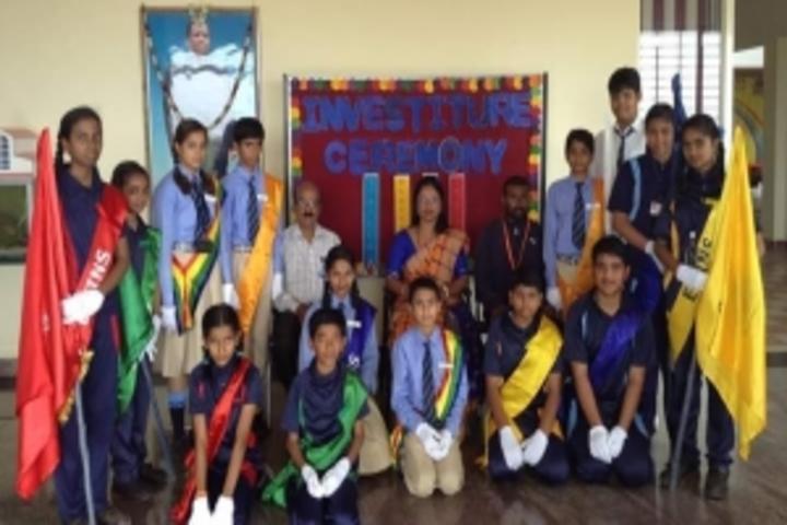 East West International School-Investiture Ceremony
