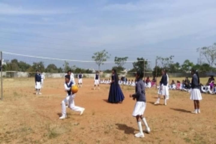 East West International School-Play Ground