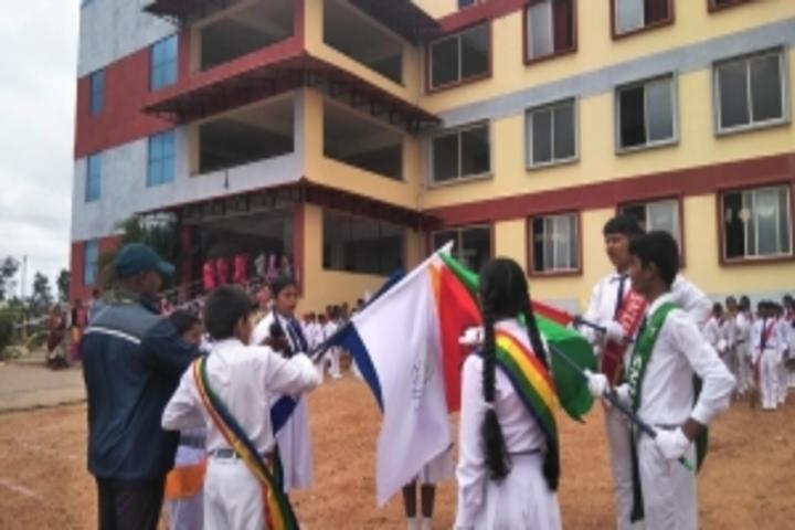 East West International School-Sports Meet