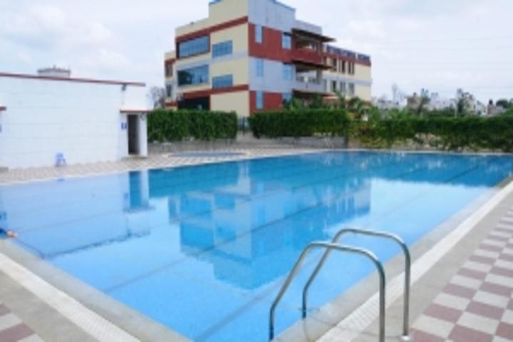 East West International School-Swimming Pool