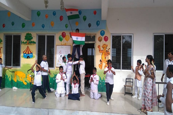 Edu Asia International School-Independence day events