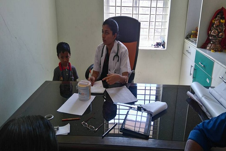 Edu Asia International School-Medical room