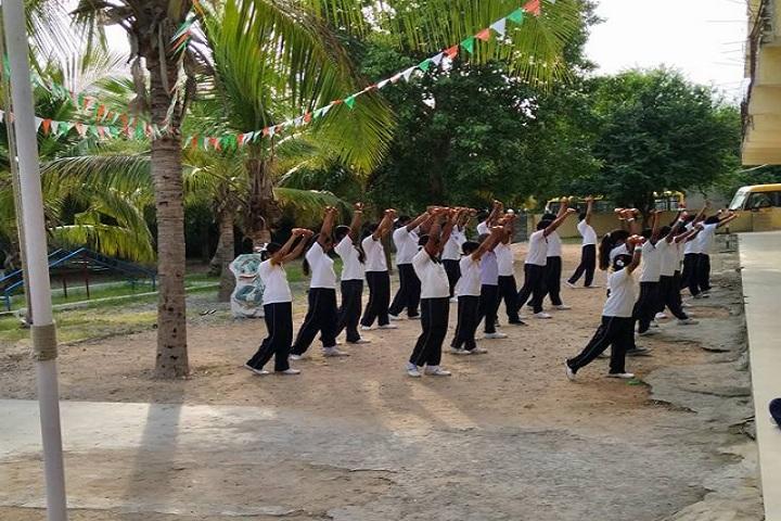 Edu Asia International School-Yoga