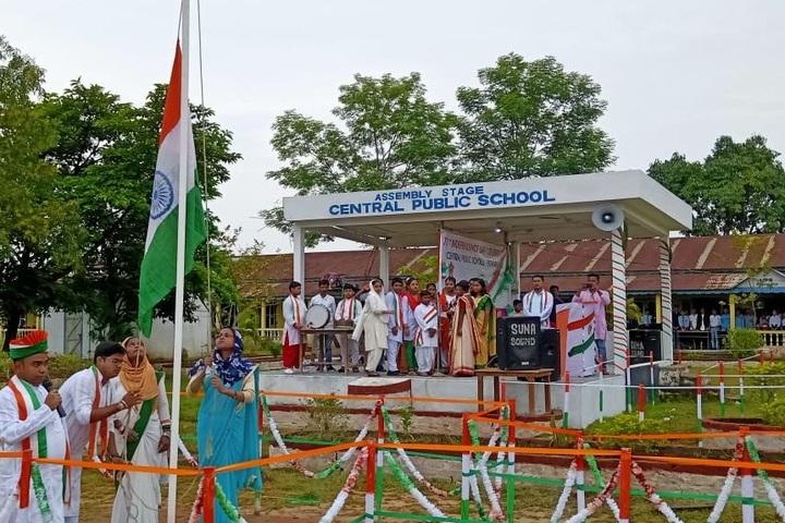 Central Public School-Flag Hosting
