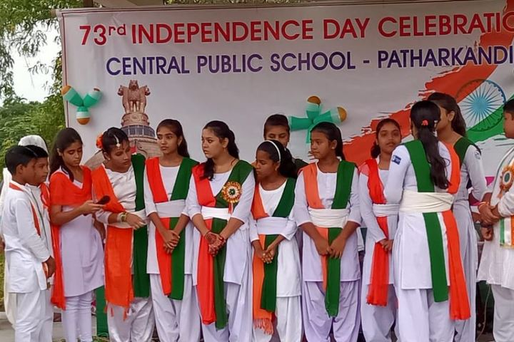 Central Public School-Independance Day