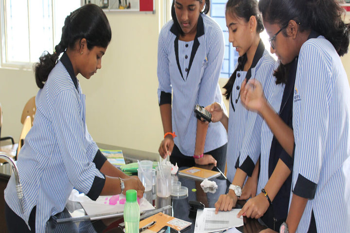 Excel Public School-Biology Lab