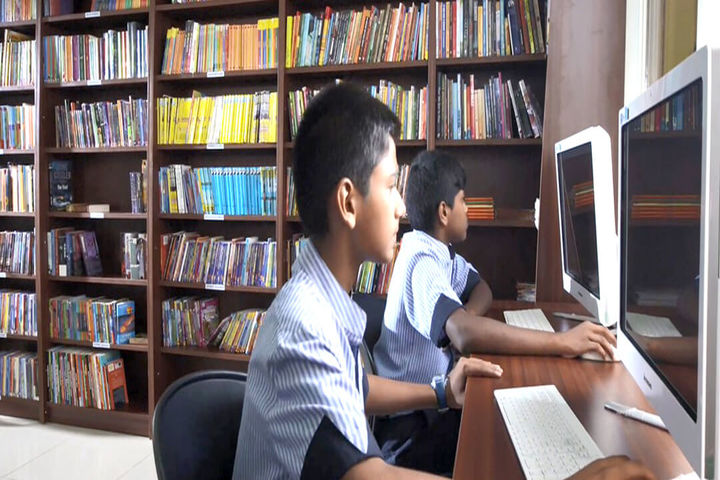 Excel Public School-IT Lab