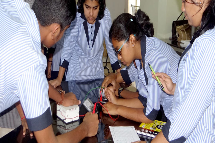 Excel Public School-Physics Lab
