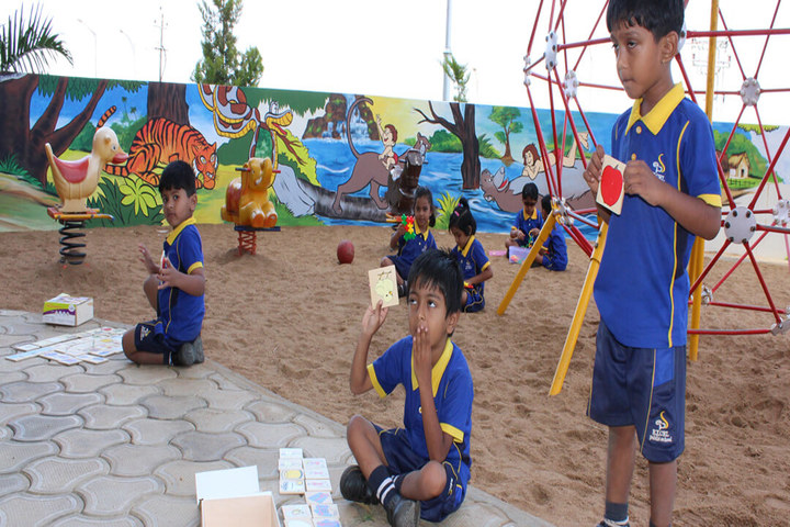 Excel Public School-Play Ground