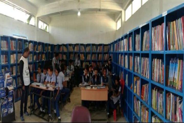 Central public school - library