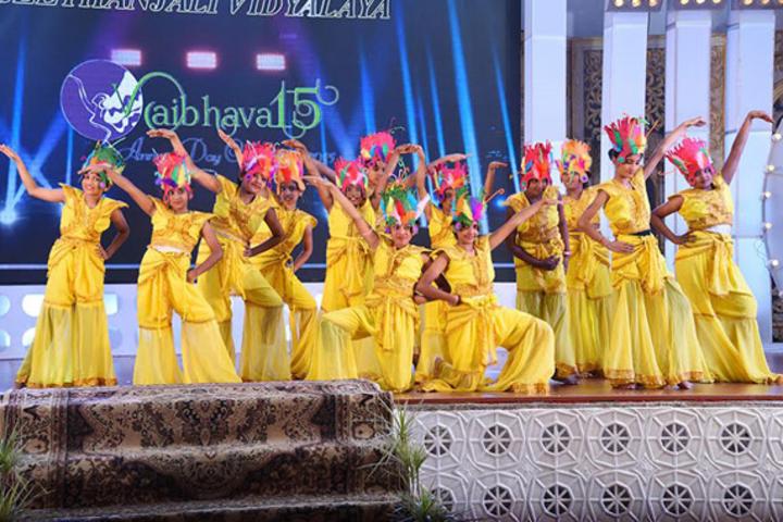 Geetanjali Vidyalaya-Annual Day