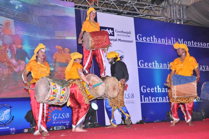Geetanjali Vidyalaya-Annual Function