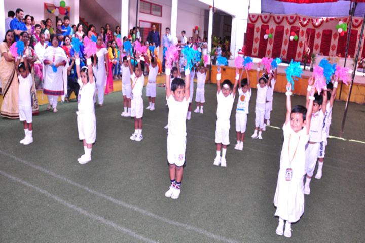 Geetanjali Vidyalaya-Annual Sports Day