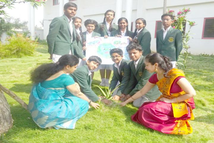 Geetanjali Vidyalaya-Earth Day