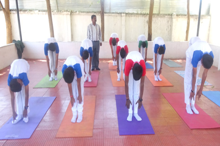 Geetanjali Vidyalaya-Physical Training