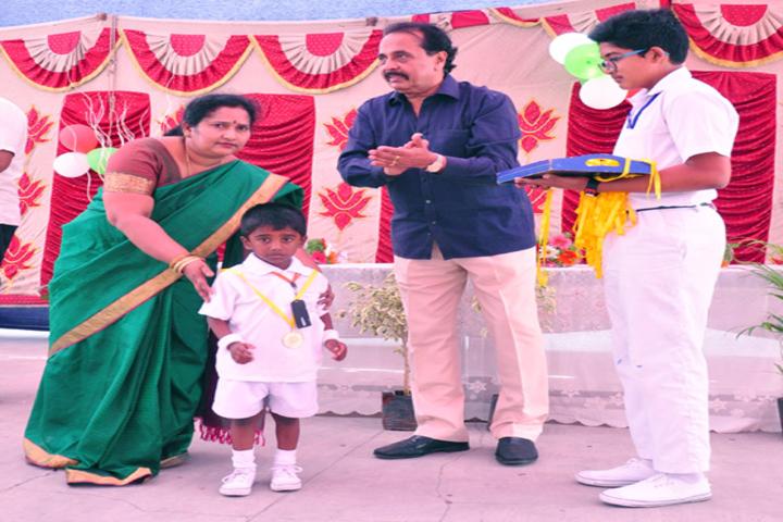 Geetanjali Vidyalaya-Prize Distribution