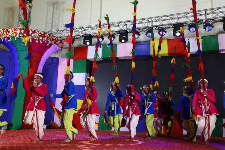 Giridhanva School-Annual Day