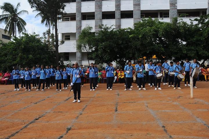 Giridhanva School-Band Troop