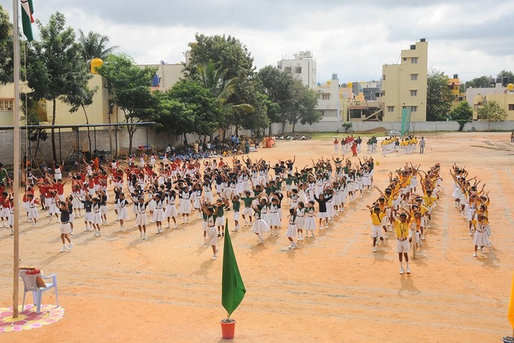 Giridhanva School-Physical Training