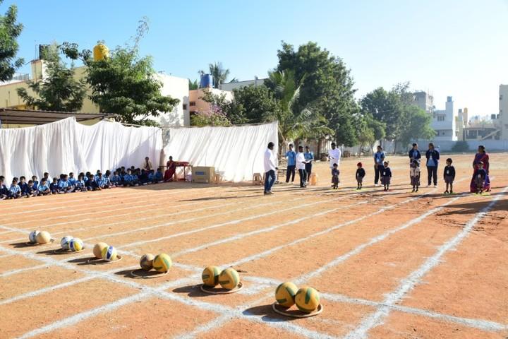 Giridhanva School-Play Ground