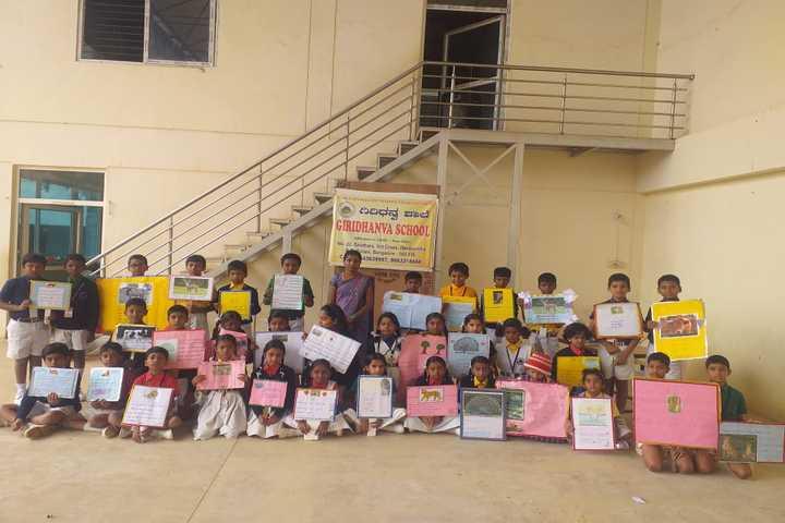 Giridhanva School-Posture Making