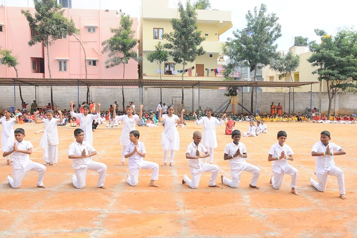 Giridhanva School-Republic Day