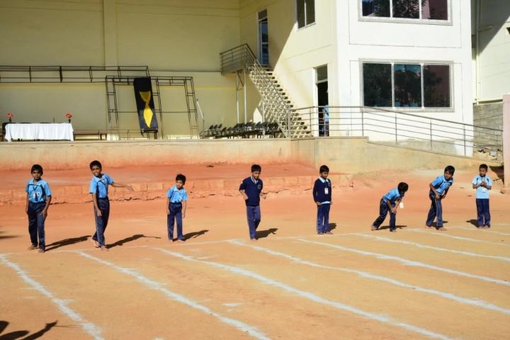 Giridhanva School-Sports Day