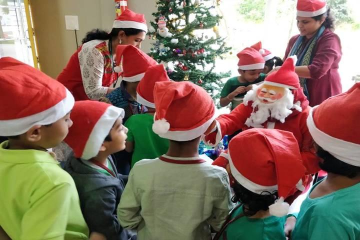 Glentree Academy-Christmas Celebrations
