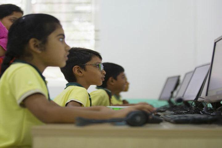 Glentree Academy-IT Lab