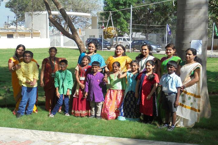Glentree Academy-Janamastami Celebrations