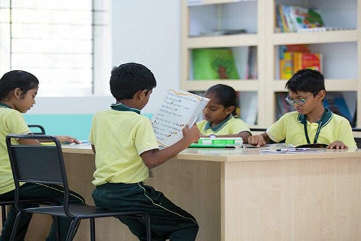 Glentree Academy-Library