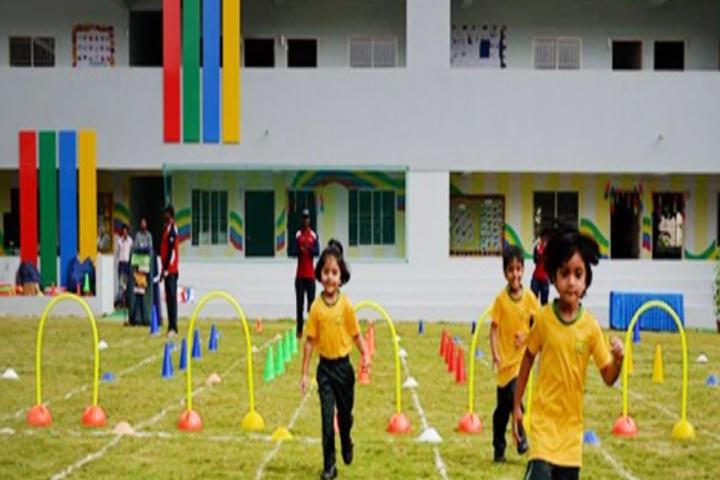 Glentree Academy-Sports Day