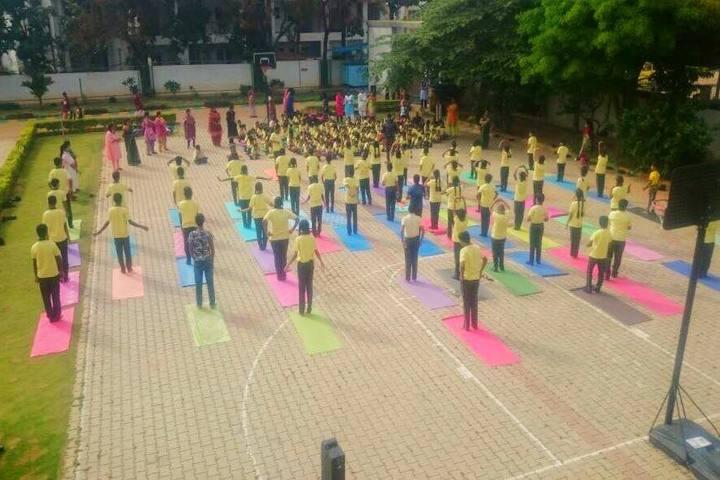 Glentree Academy-Yoga