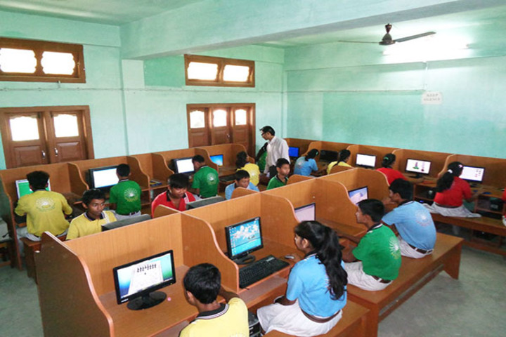 Centre For New Learning-Computer lab