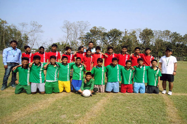 Centre For New Learning-Foot Ball