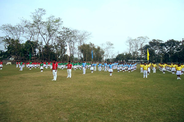 Centre For New Learning-Sports Day