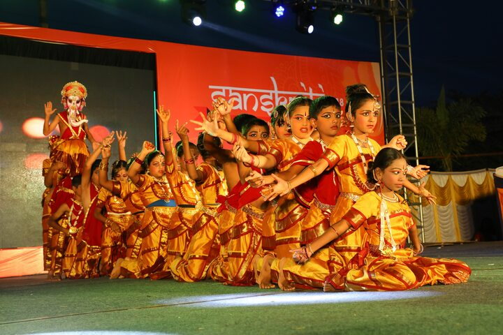 Global Academy For Learning School-Annual Day
